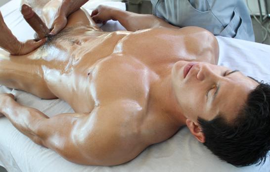 массаж обнаженной фото